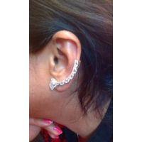 Beautiful Designer Ear Cuff -  Latest Design Ear Cuff For Parties