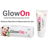 GlowOn Herbal Skin Whitening Cream With Kesar