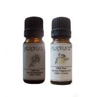 Herbins Essential Oil Combo(Tea Tree & Jasmine)