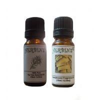 Herbins Essential Oil Combo(Tea Tree & Sandal)