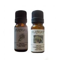 Herbins Essential Oil Combo(Tea Tree & Eucalyptus)