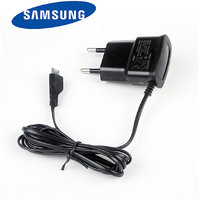 Samsung Micro USB Travel Adapter Charger For All Samsung Mobile-black