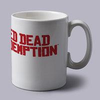 Red Dead Redemption Coffee Mug