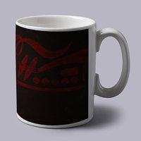 Rusty Coca Cola Coffee Mug