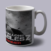 Sylvester Stallone In Expendables Coffee Mug