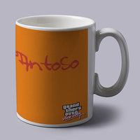 Gta Vice City Game Coffee Mug