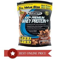 MUSCLE TECH 100% PREMIUM WHEY PROTEIN PLUS/5