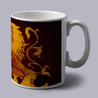 Game Of Thrones House Lannister Coffee Mug