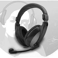 Amkette Truchat Boomer Wired Headset