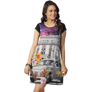 Love From India - Purple Dress For Women