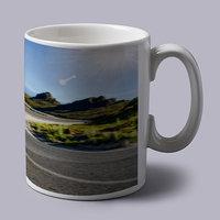 Ktm Bike Rider Coffee Mug