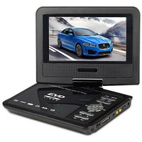 Victor 7.8 Inches 3D Portable DVD Player With USB With Game, 3D Sunglasses - 6466638