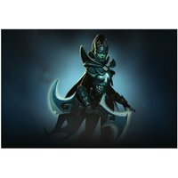 Phantom Assassin Mortred From Dota 2 Video Game Poster 18x12 (A3 Size)