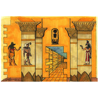 Ancient Egypt Poster 18x12 (A3 Size)