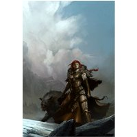 Norn From Guild Wars 2 Video Game Poster 12x18 (A3 Size)