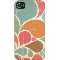 DailyObjects Retro Escape Pattern Case For IPhone 4/4S