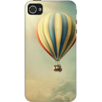 DailyObjects Up In The Retro Sky Case For IPhone 4/4S