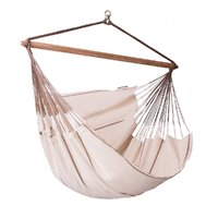 Handmade Hammock Mexican Sitting Swing Chair Natural