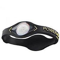 Novafit Power Balance Band - Black (Large & Extra Large)
