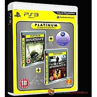 Resistance Combo(Resistance Fall Of Man + Resistance 2) For PS3
