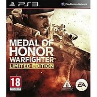 Medal Of Honor: Warfighter (Limited Edition) (PS3)