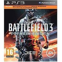 Battlefield 3 (Premium Edition) (PS3)