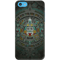 Dailyobjects Stone Of The Sun Case For Iphone 5C Black