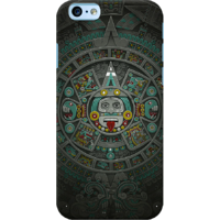 Dailyobjects Stone Of The Sun Case For Iphone 6 Black