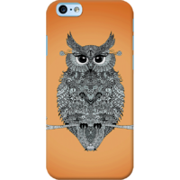 Dailyobjects Mojo Halloween Owl Case For Iphone 6 Brown