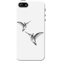 Dailyobjects Birdie Flight Case For Iphone 5/5S White/Cream
