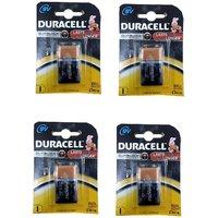 Duracell 9V Battery  MN1604 6LR61 Pack Of Four
