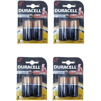 Duracell C Size Battery MN1400 1.5V LR14 Pack Of Four Batteries