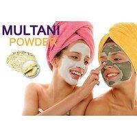 Ayurvedic Fullar Earth Face Pack Powder - 100GM PACK
