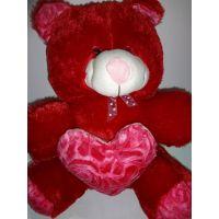 AGS 160, Teddy Bear Big Size 2 Feet Valentine,love, Friend, Gift