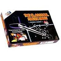 "81 MAGIC TRICKS KIT ""THE CLASSICAL MAGIC SHOW ""(MAGIC GAME)"
