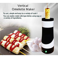 Egg Master With Vertical Grill Technology Vertical Omlette Maker - 6610558