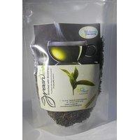 BioNrg's Organic Green Tea (100% Pure And Non Flavored) 100g