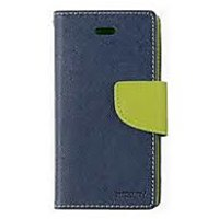 APPLE I PHONE 6  MURCURY COVER  FLIP COVER WITH FREE SCREEN GUARD DARK BLUE