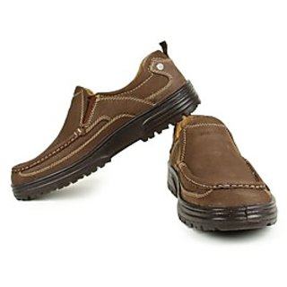 Windsor Mens Brown Casual Shoes