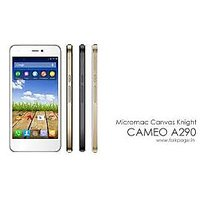 Micromax Canvas Knight Cameo A290 (White-Gold)