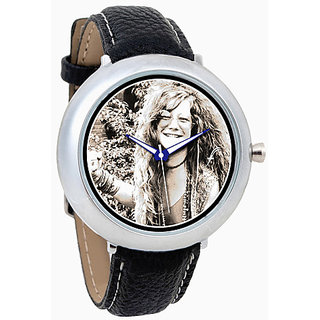 The Stylish Janis Joplin Watch By Foster's.-(AFW0000989)