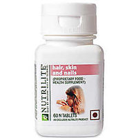 Amway NUTRILITE Hair, Skin And Nails  - 60 Tbalets