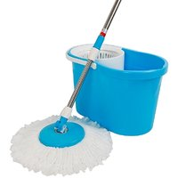 Easy Magic Wash Floor Cleaning 360 Degrees Spin Mop