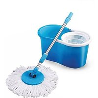 Floor Cleaning Easy Magic 360 Degrees Spin Mop