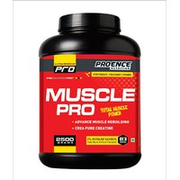 Proence Nutrition Muscle Pro 3 Kg Strawberry Flavour ( Free Shaker)