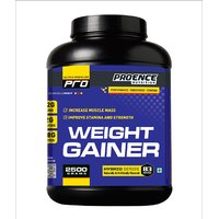 Proence Nutrition Weight Gainer-2.5 Kg Strawberry Flavour (free Shaker)
