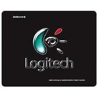 Mousepad With Logitech Logo (Limited Period Offer Now Buy 1 & Get 1 Free)