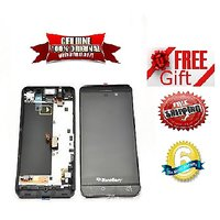 LCD Display Touch Screen Digitizer Assembly For Blackberry Z10 -(Black)