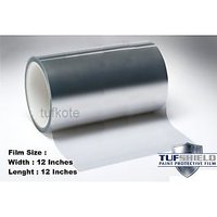 TufShield : Clear Paint Protection Film, Size: 12 Inches X 12 Inches [1x1 Feet]