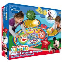 Clubhouse Mickey Drum Play Mat Kid's Toy